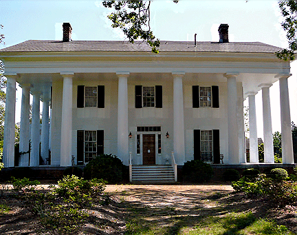 Barrington Hall, Roswell, Georgia