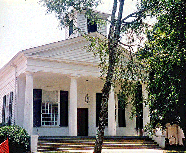 Roswell Presbyterian Church, Roswell, Georgia