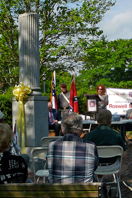 Mill Worker Memorial Service April 26, 2008